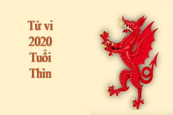 Xem tử vi 2020 cho tuổi THÌN sinh năm 1952, 1964, 1976, 1988, 2000-1