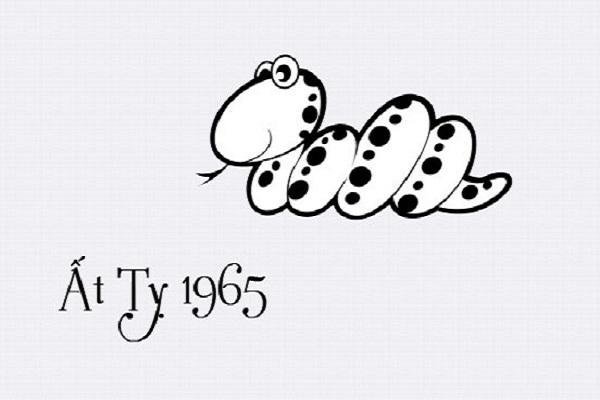 Sinh năm 1965 hợp màu gì? Tuổi Ất Tỵ kỵ màu gì?-1