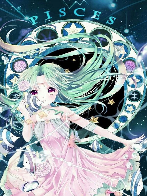 Anime 12 cung hoàng đạo đẹp, dễ thương-34