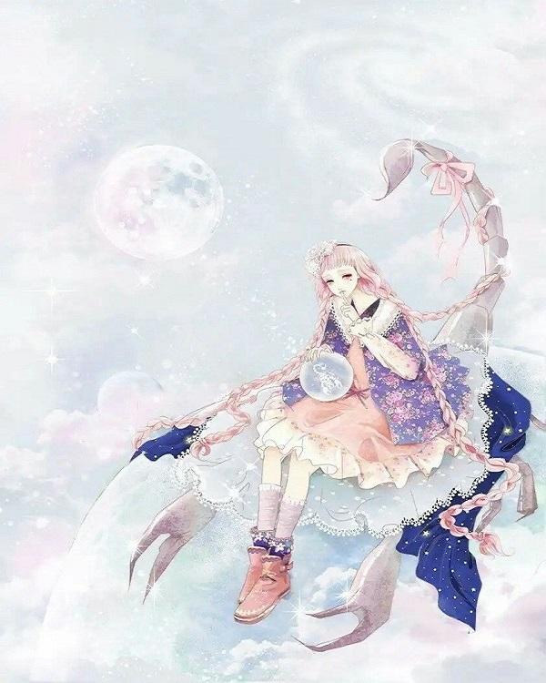 Anime 12 cung hoàng đạo đẹp, dễ thương-23