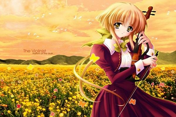 Anime 12 cung hoàng đạo đẹp, dễ thương-12