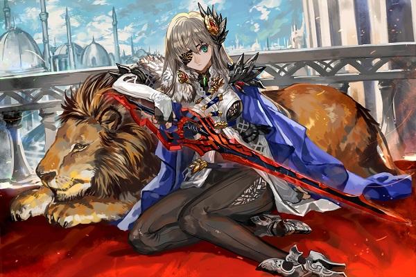 Anime 12 cung hoàng đạo đẹp, dễ thương-13