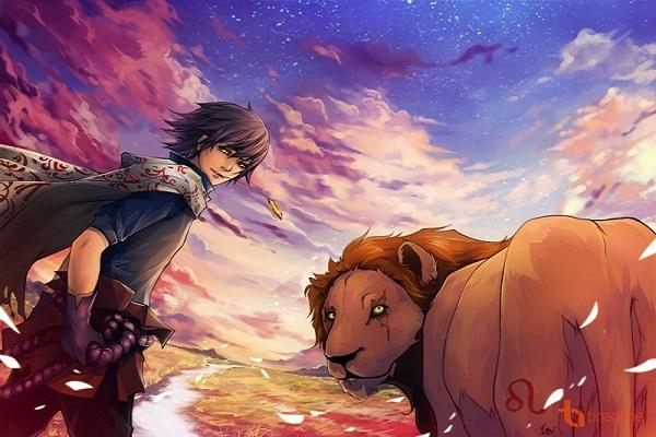 Anime 12 cung hoàng đạo đẹp, dễ thương-15
