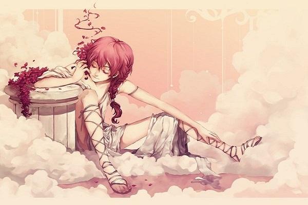 Anime 12 cung hoàng đạo đẹp, dễ thương-16