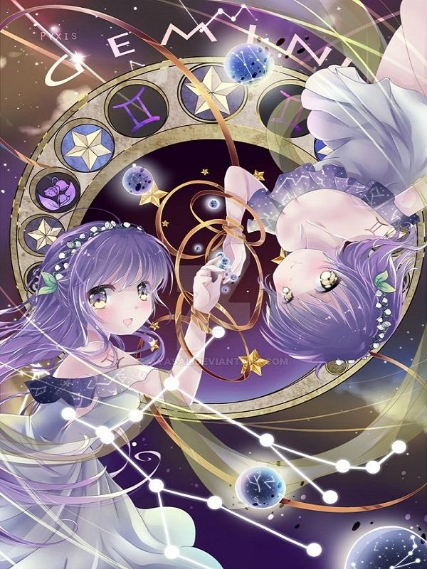 Anime 12 cung hoàng đạo đẹp, dễ thương-7