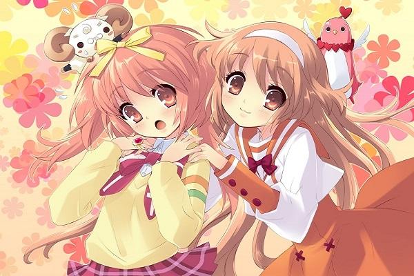 Anime 12 cung hoàng đạo đẹp, dễ thương-9