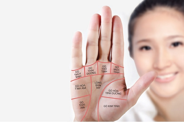 Nốt ruồi trong lòng bàn tay trái phải có ý nghĩa gì? - NgayAm.com