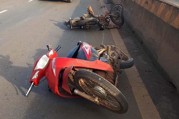 Mơ thấy người khác bị tai nạn xe máy đánh con gì? 1484428530