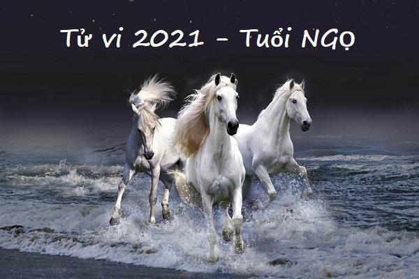 Xem tử vi 2021 tuổi NGỌ sinh năm 1954, 1966, 1978, 1990, 2002-1