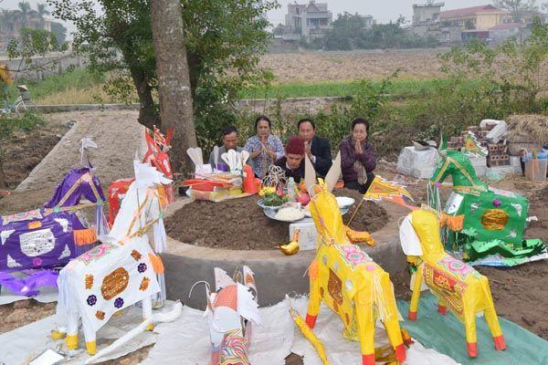 Cúng đất cuối năm (lễ tạ đất): sắm lễ, văn khấn-1